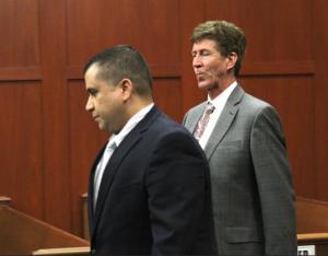 Zimmerman O'Mara Trial Date