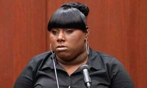 Rachel Jeantel Zimmerman Trial
